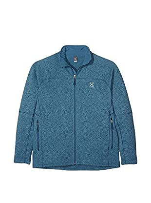 Haglöfs Chaqueta Mid Layer Fleece Swook (Azul Claro)