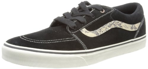Vans Mens Collins Black/Warm Grey Low-Top VQFF8RX 5.5 UK, 38.5 EU, 6.5 US