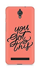 AMEZ you got this Back Cover For Asus Zenfone C ZC451CG