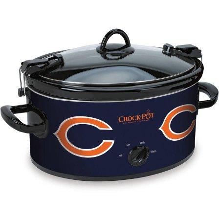 Crock-Pot NFL Slow Cooker, Chicago Bears SCCPNFL600-CB (Green Bay Packer Crock Pot compare prices)