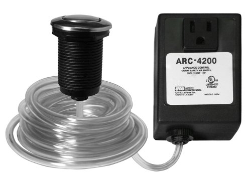 Waste King Arc-4200 Disposer Air Switch Controller Base Unit