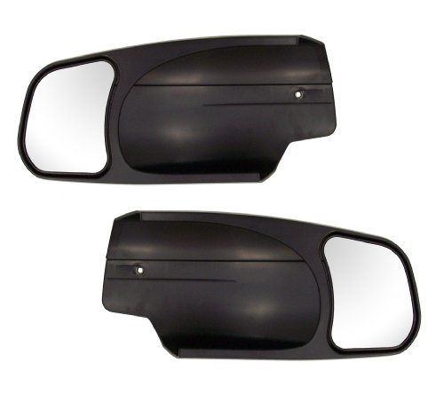 Check Out This CIPA 10900 Chevrolet/GMC Custom Pair Towing Mirrors