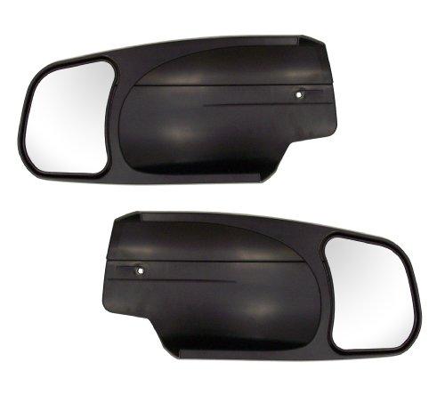 CIPA 10900 Chevrolet/GMC Custom Pair Towing Mirrors