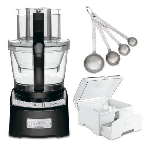 Cuisinart FP-12BK Elite Collection 12-Cup Food Processor, Black  Best Offer