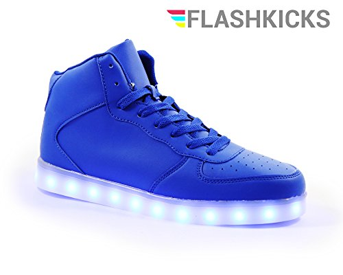 FLASHKICKS-Jump-Premium-LED-Shoes-Ultra-Bright-Light-Sneakers-with-USB-Rechargeable-Battery
