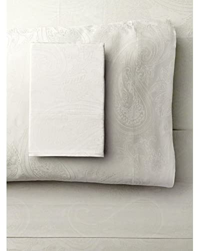 Westport Linens Paisley Jacquard Sheet Set