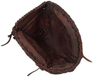 Shoeless Joe Gloves Fast Pitch Catchers Brown Mitt by Shoeless Joe Gloves