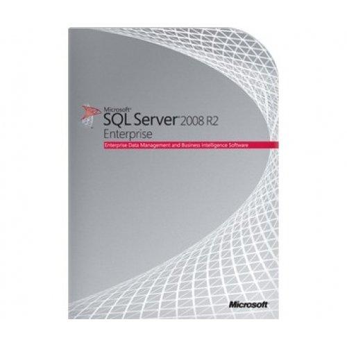 Sql Server Enterprise Edtn 2008 R2 32bit/X64 Ia64 DVD 1proc