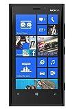 海外Simフリースマートフォン Nokia Lumia 920 ブラック Windows Phone 8【JAPAEMO製SIMアダプター付】