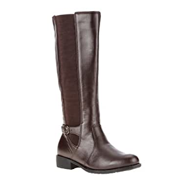 Propet Philmont Tall Boots, Brown, 6 M/B