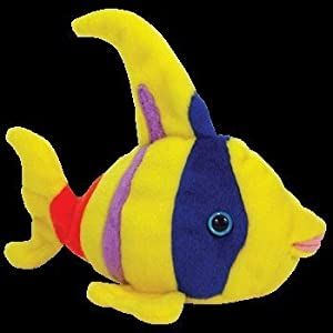 Ty beanie babies oriel fish toys games for Fish beanie baby