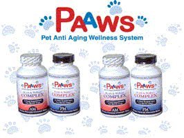 Paawstm Cat Vitamins:Adult Cats:Ages 1-6 Years:Buy 60 Days, Get 30 Days Free!