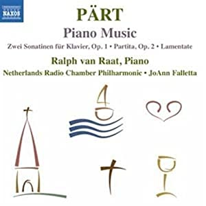 Part: Piano Music, Zwei Sonatinen/ Partita/ Lamentate by Naxos