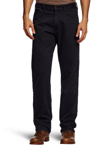 Timberland Clothing Ellswrth Rggd 5pkt Straight Men's Trousers NavyW34INxL34IN