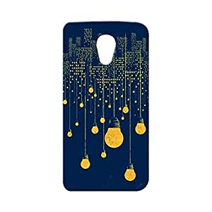 G-STAR Designer Printed Back case cover for Motorola Moto G2 (2nd Generation) - G6205