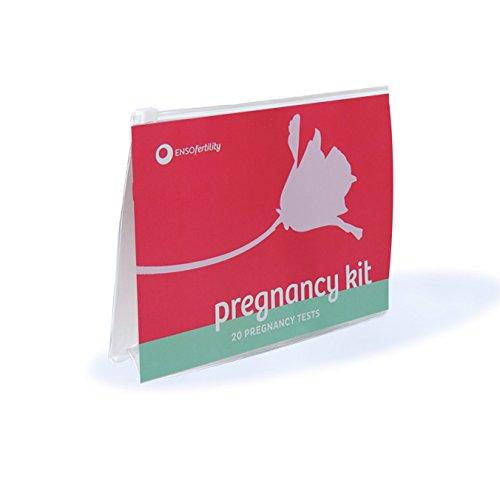 Enso Fertility Pregnancy Test Kit - 20 Pregnancy Tests - 1