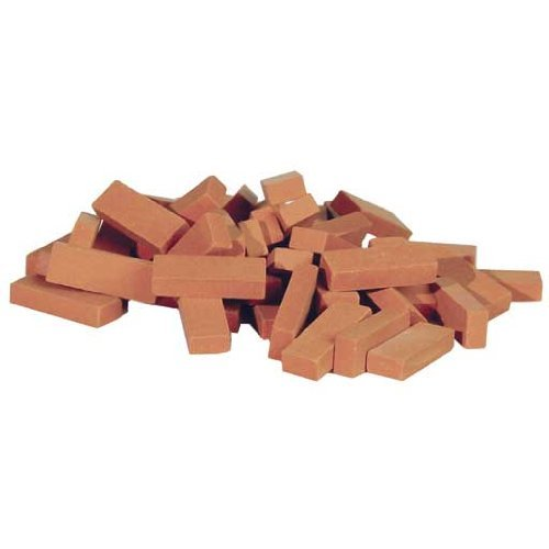 Dollhouse Miniature Common Bricks - 1
