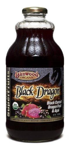 Lakewood Organic Juice, Black Dragon, 3.33-Pound