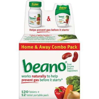 beano-home-away-combo-pack-food-enzyme-dietary-supplement-120-tablets-12-tablet-portable-pack-by-bea