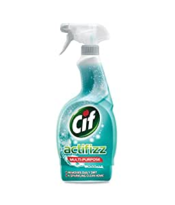Cif Multipurpose Cleaner, Actifizz Ocean 700ml