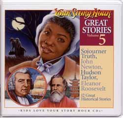 Great Stories Volume 5 CD Album (Great Stories, Volume 5)