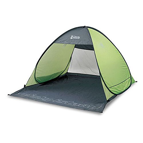 Misty Island UV One Touch Shelter OBT-5SUV(GGR) Green