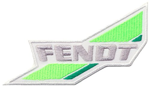 Fendt Aufnäher Aufbügler Traktoren Mähdrescher Vario 1000 AGCO sew on patches by speedmaster-patchshop