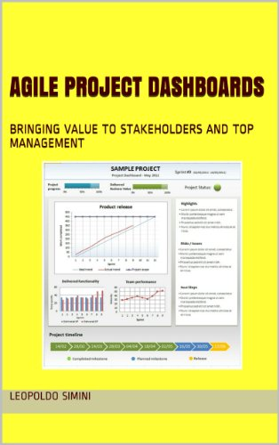 Agile Project Dashboards - Bringing value to Stakeholders and top management PDF