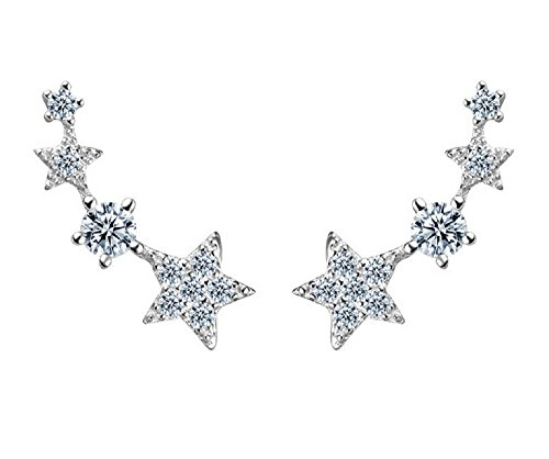 butterme-womens-925-sterling-silver-stud-earrings-shooting-stars-design-with-sparkling-zircon-diamon