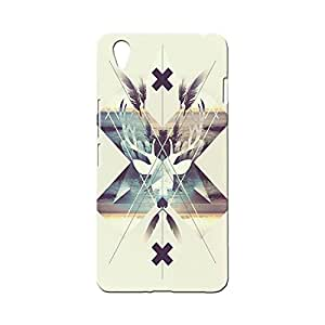 BLUEDIO Designer Printed Back case cover for Oneplus X / 1+X - G2110