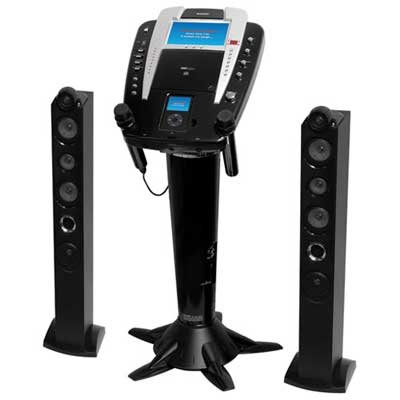 karaoke singing machine