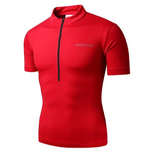 Spotti-Basics-Mens-Short-Sleeve-Cycling-Jersey-Bike-Biking-Shirt