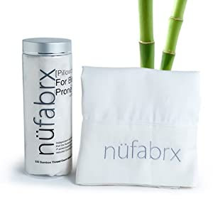 Nufabrx Pillowcase for Blemish Prone Skin