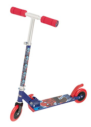 ultimate-spiderman-folding-scooter