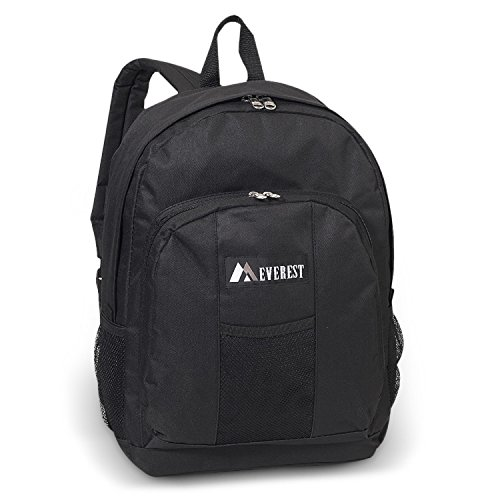 Everest-Luggage-Backpack-with-Front-and-Side-Pockets