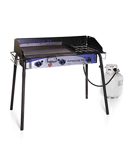 Camp Chef Expedition 3X 3 Burner Stove One Size