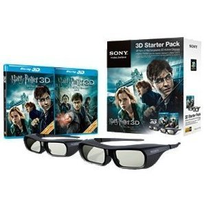 Sony 3DBNDL/HPOTER The Harry Potter 3D Starter Kit