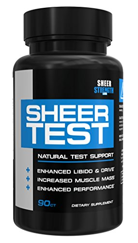 Sheer-TEST-Testosterone-Booster-for-Men-for-Increasing-Strength-Stamina-and-Energy-90-Testosterone-Boosting-Capsules-30-Day-Supply