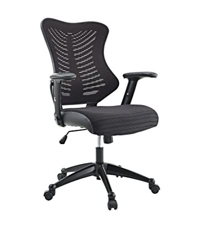 Modway Clutch Office Chair  [Black]