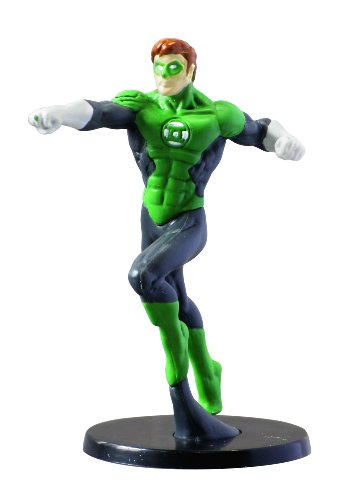 """DC Lantern 2.75"""" PVC Figure, Green"""