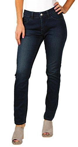 Lee Misses Platinum Label Skinny Stretch Easy-Fit Jeans, Orion, Size 16 Short (Platinum Label Womens compare prices)