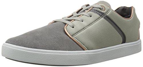 Creative Recreation Men's Santos Fashion Sneaker, Grey/Bronze, 14 M US