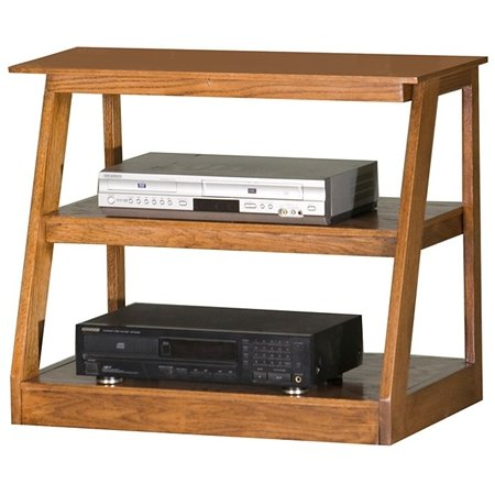 "Adler 30"" TV Stand Finish: Concord Cherry"
