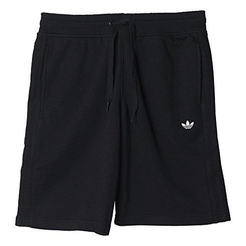 Adidas Classic Fle Sho Short da Uomo, Nero, M
