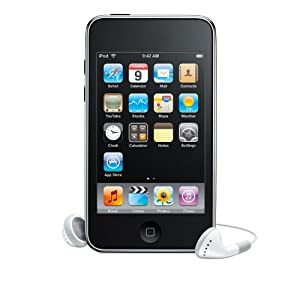 Apple iPod touch 8 GB (2nd Generation–with iPhone OS 3.1 Software Installed) [NEWEST MODEL]