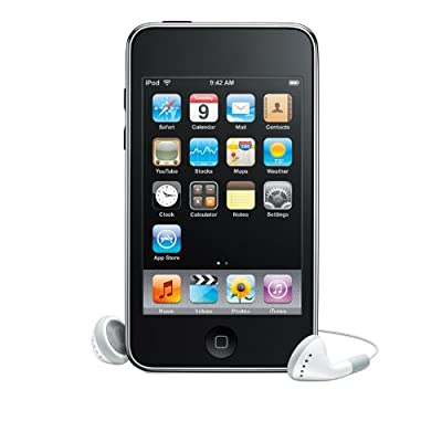 41WgyV%2ByOLL. SS400  Apple MC086LL/A  8GB iPod Touch   $180 Shipped