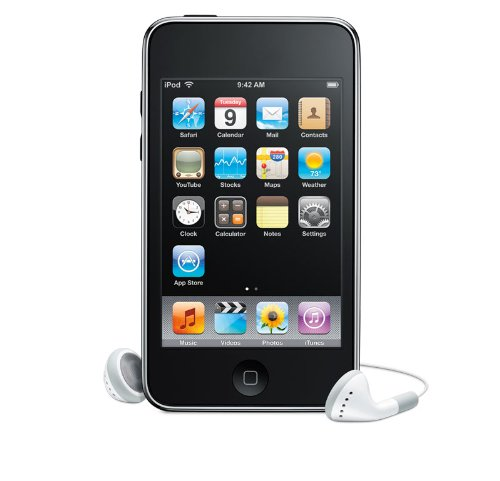 Apple iPod touch 8GB (3rd Generation) OLD MODEL