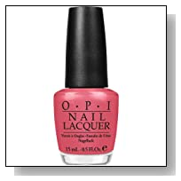 OPI Nail Lacquer, Touring America Collection, My Address is Hollywood, 0.5 Fluid Ounce