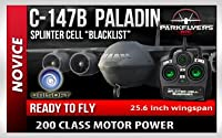 Tom Clancy's Splinter Cell Blacklist Paladin C147 Aircraft Edition RC Plane (RTF Aircraft Only, game sold separate) from Ubisoft