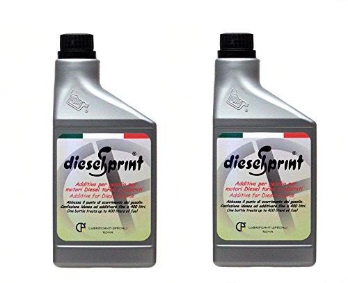 2-LITRI-2-flaconi-da-1000-ml-DIESELSPRINT-Additivo-multifunzione-per-motori-Diesel